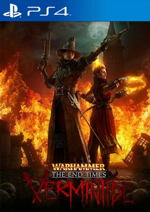 Warhammer : The End Times - Vermintide sur PS4