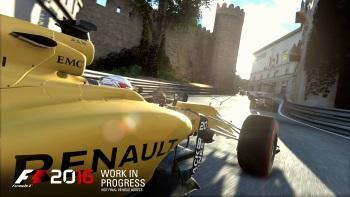 F1 2016 : le mode Carrière fait son retour