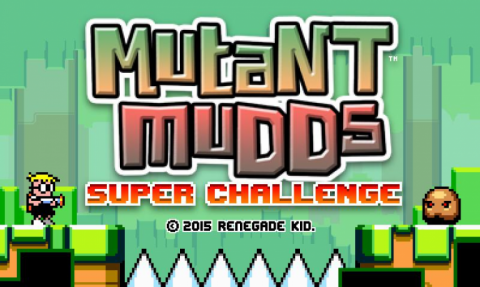 Mutant Mudds Super Challenge sur WiiU