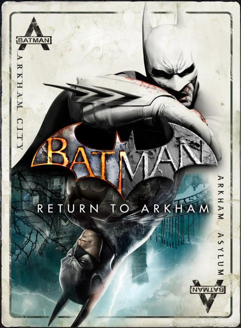 Batman : Return to Arkham sur PS4