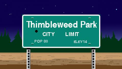 Thimbleweed Park sur iOS