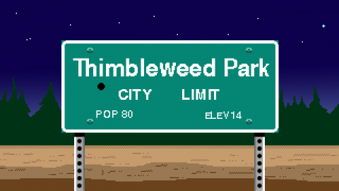 Thimbleweed Park sur Android