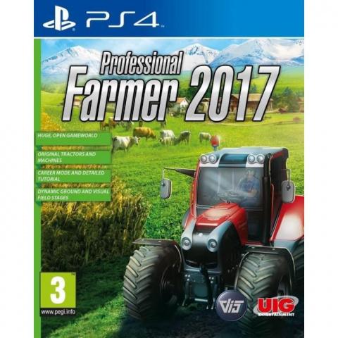Professional Farmer 2017 sur PS4