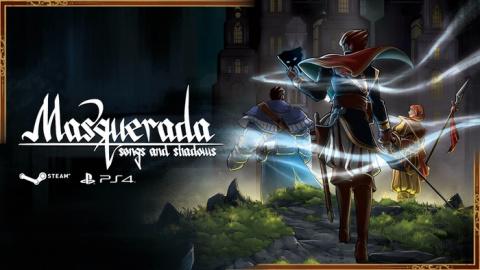 Masquerada : Songs and Shadows sur WiiU