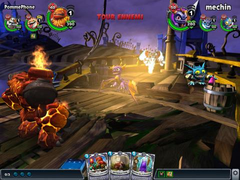 Skylanders Battlecast : La franchise d'Activision se met aux cartes