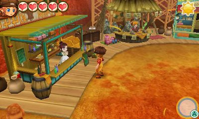story of seasons trio of towns sur nintendo 3ds. Black Bedroom Furniture Sets. Home Design Ideas