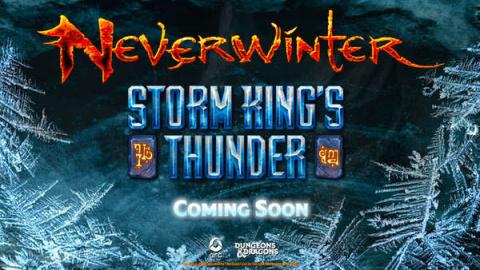 Neverwinter : Storm King's Thunder