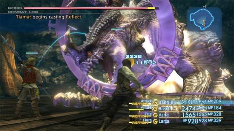Final Fantasy XII : The Zodiac Age - Le remaster HD annoncé sur PS4