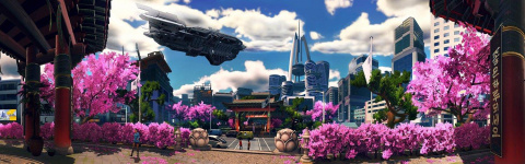 Agents of Mayhem - le nouveau shooter des créateurs de Saints Row : E3 2016