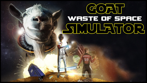 Goat Simulator : Waste of Space sur Linux