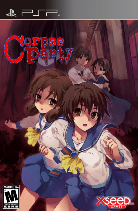 Corpse Party sur PSP