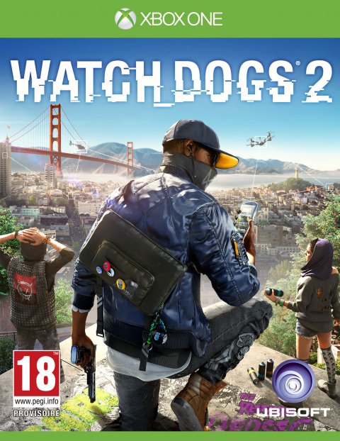 Watch Dogs 2 sur ONE
