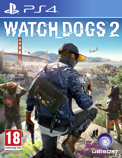 Watch Dogs 2 sur PS4