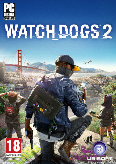 Watch Dogs 2 sur PC