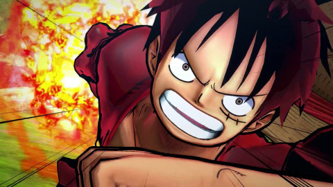 Jaquette de One Piece Burning Blood - Les pirates se mettent à la baston