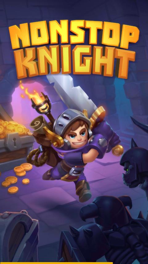 Nonstop Knight : Le Graal à vive allure