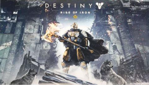 Destiny Extension IV : Les Seigneurs de Fer sur ONE