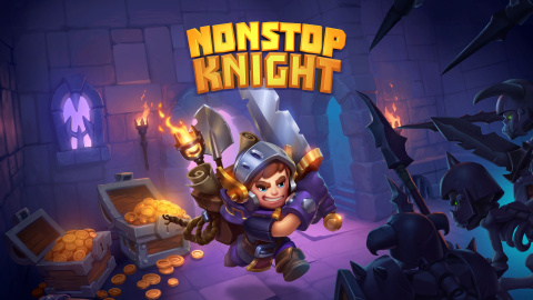Nonstop Knight : Le Graal à vive allure
