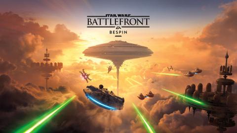 Star Wars : Battlefront - Bespin sur PS4