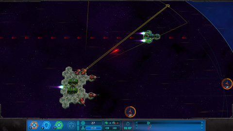 Space Run Galaxy : Un tower defense spatial exigeant et répétitif