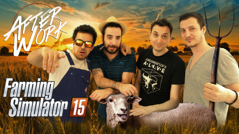 After Work se met au vert avec Farming Simulator 2015