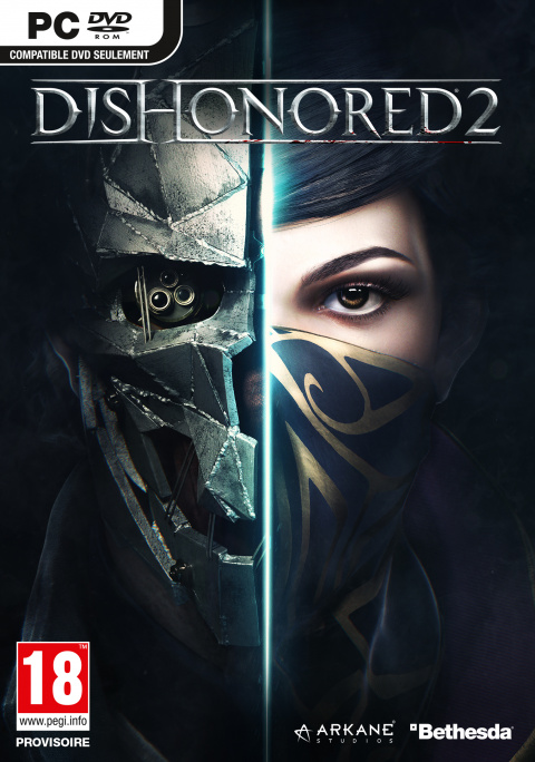 Dishonored 2 sur PC