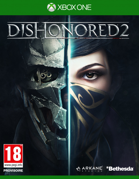 Dishonored 2 sur ONE