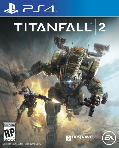 Titanfall 2 sur PS4