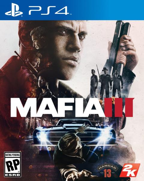 Mafia III sur PS4