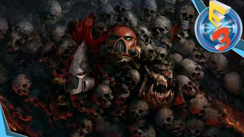 Jaquette de Warhammer 40.000 - Dawn of War 3 : E3 2016 sur PC