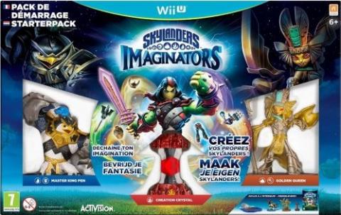 Skylanders Imaginators sur WiiU