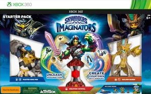 Skylanders Imaginators sur 360