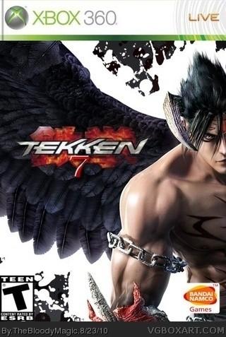 Tekken 7 sur 360