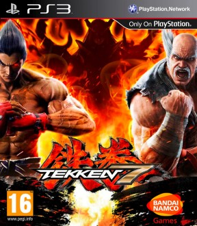 Tekken 7 sur PS3