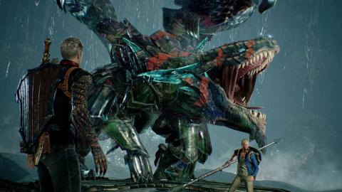 Scalebound - L'union fait la force : E3 2016
