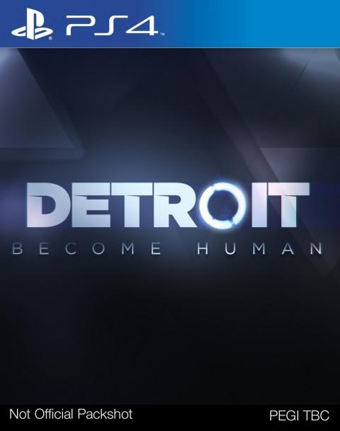 Detroit : Become Human sur PS4