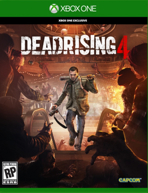 Dead Rising 4 sur ONE