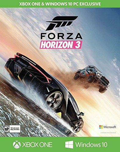 Forza Horizon 3 sur ONE