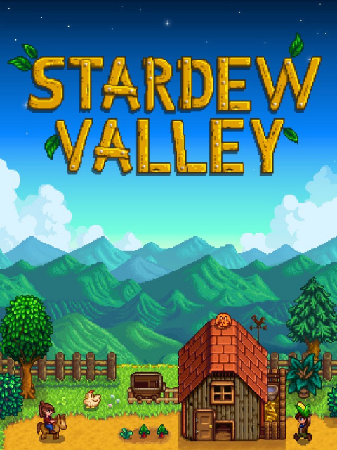 Stardew Valley sur Switch