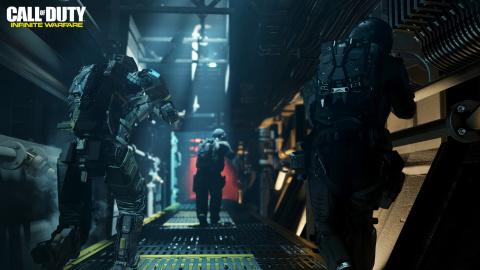 Call of Duty : Infinite Warfare - Classique au sol, révolutionnaire dans l'espace ? : E3 2016