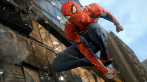 Cyber Monday : Marvel's Spider-Man à 30.90€ sur PS4