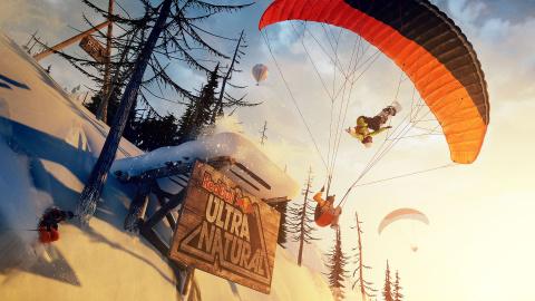 Steep ou l'ivresse du sport extrême : E3 2016