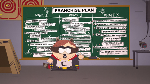South Park : L'Annale du Destin, du South Park pur jus