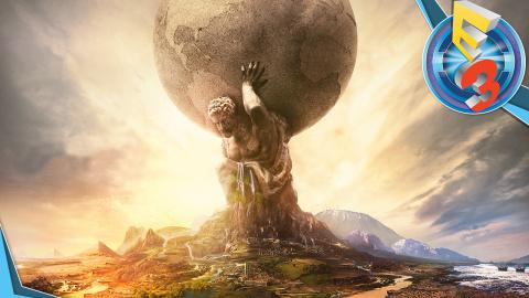 Jaquette de Civilization VI, une première présentation timide : E3 2016 sur PC