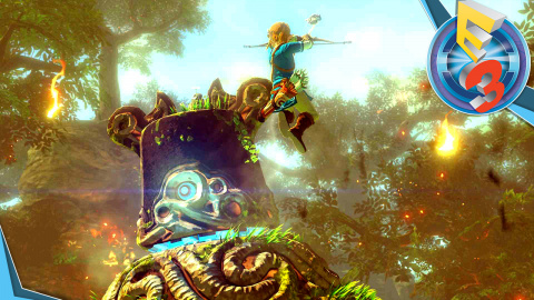 Jaquette de The Legend of Zelda : Breath of the Wild, un nouveau tournant pour la série : E3 2016 sur WiiU
