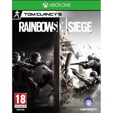 Tom Clancy's Rainbow Six Siege sur ONE