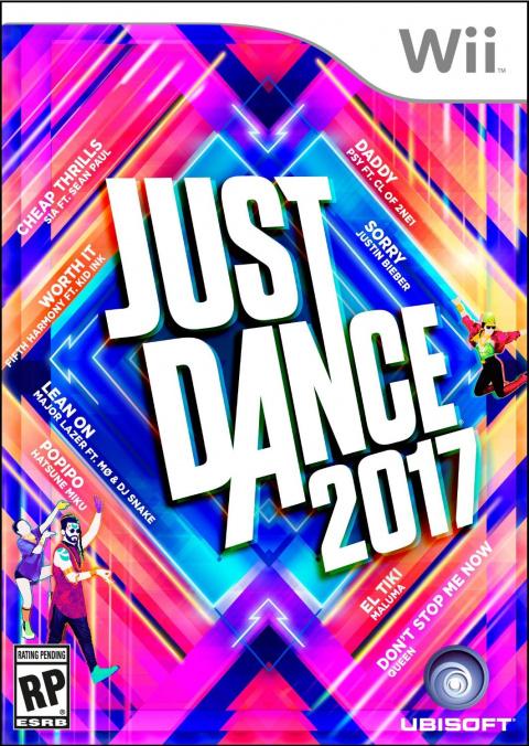 Just Dance 2017 sur Wii