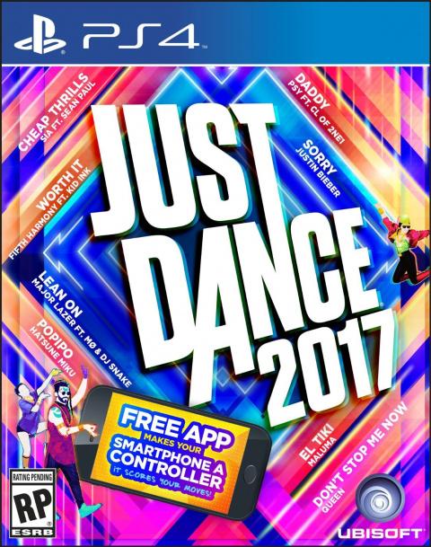 Just Dance 2017 sur PS4