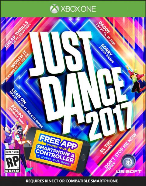 Just Dance 2017 sur ONE