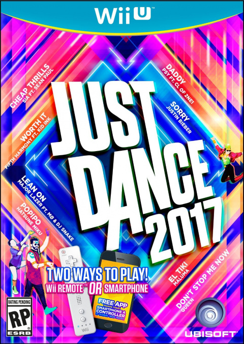 Just Dance 2017 sur WiiU